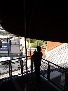 P1000074 - O auditório de música de Renzo Piano