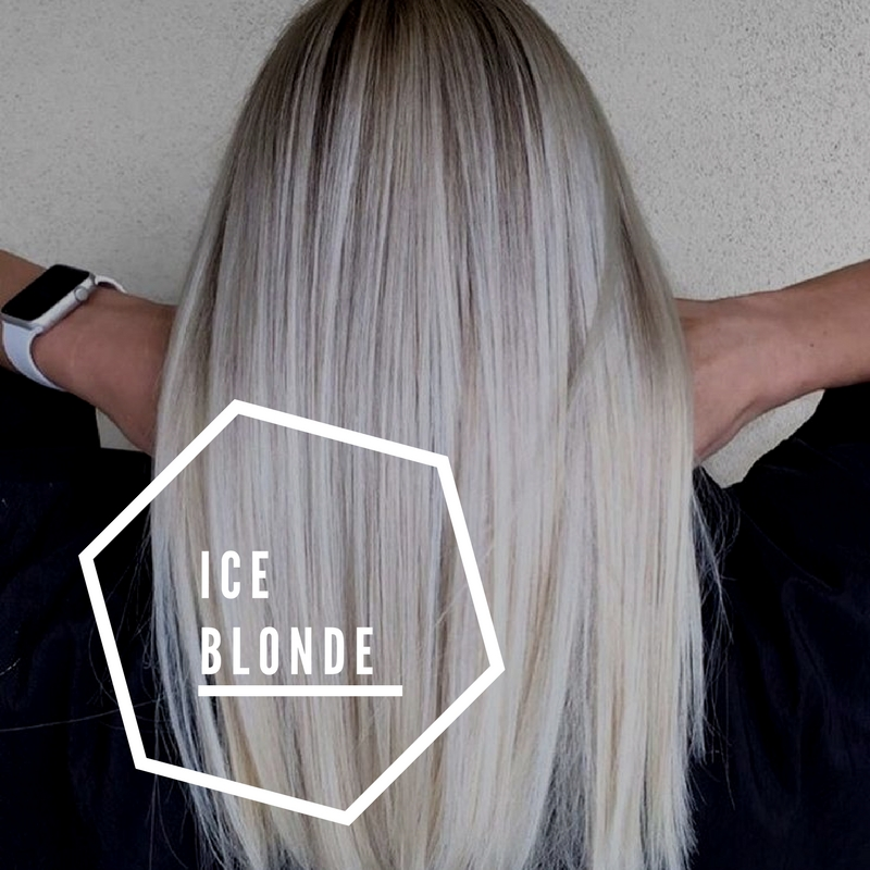 8 Top Hair Color Trends In 2018 Blonde Shades
