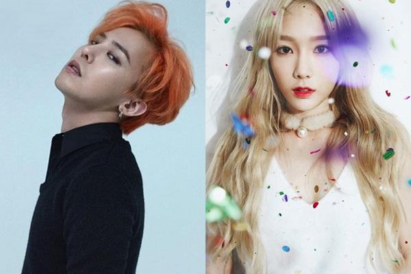 Foto-Foto Ini Buktikan G-Dragon dan Taeyeon Pacaran?