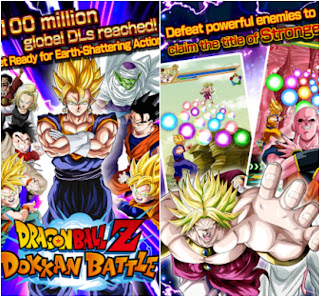 DRAGON BALL Z DOKKAN BATTLE Mod Apk (God Mode)