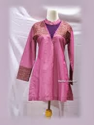 usaha baju muslim dan kerudung