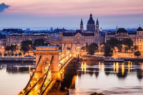 sista minuten to Budapest