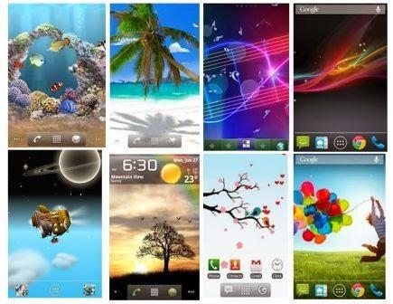Live Wallpaper For Android Gratis Terbaik Berdasarkan Kategori