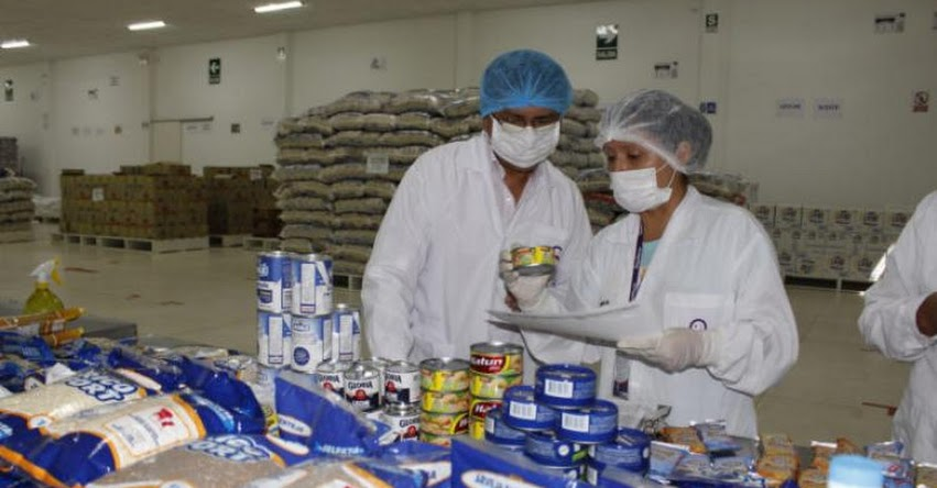QALI WARMA: Más de 6 mil toneladas de alimentos saludables entregó el programa social en Huánuco - www.qaliwarma.gob.pe