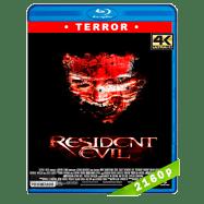 Resident Evil: El Huesped Maldito (2002) HEVC H265 2160p Audio Dual Latino-Ingles
