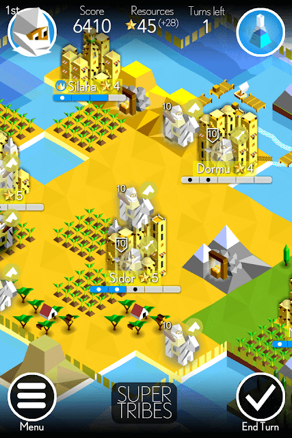 iOS strategy game