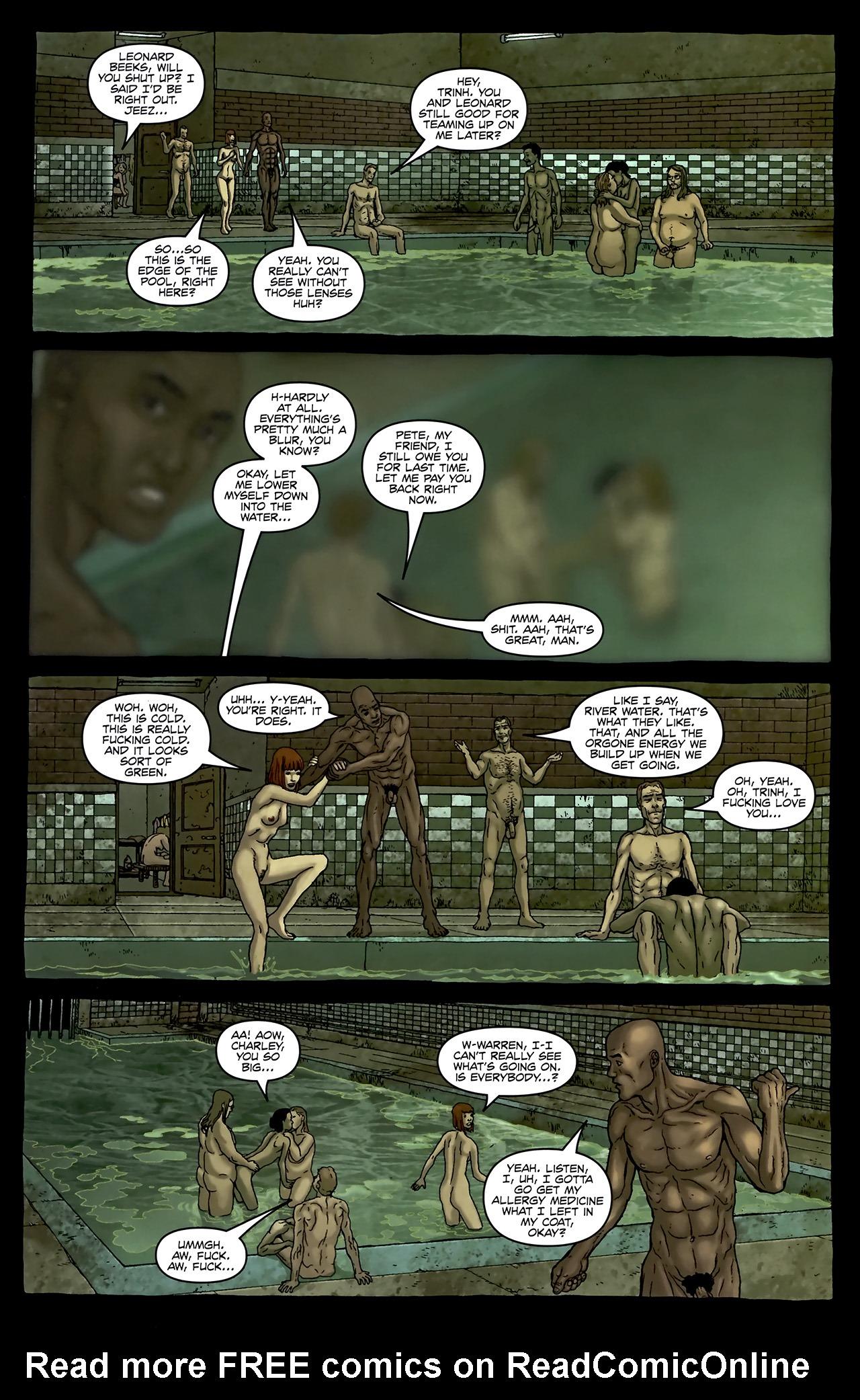 Read online Alan Moore's Neonomicon comic -  Issue #2 - 25
