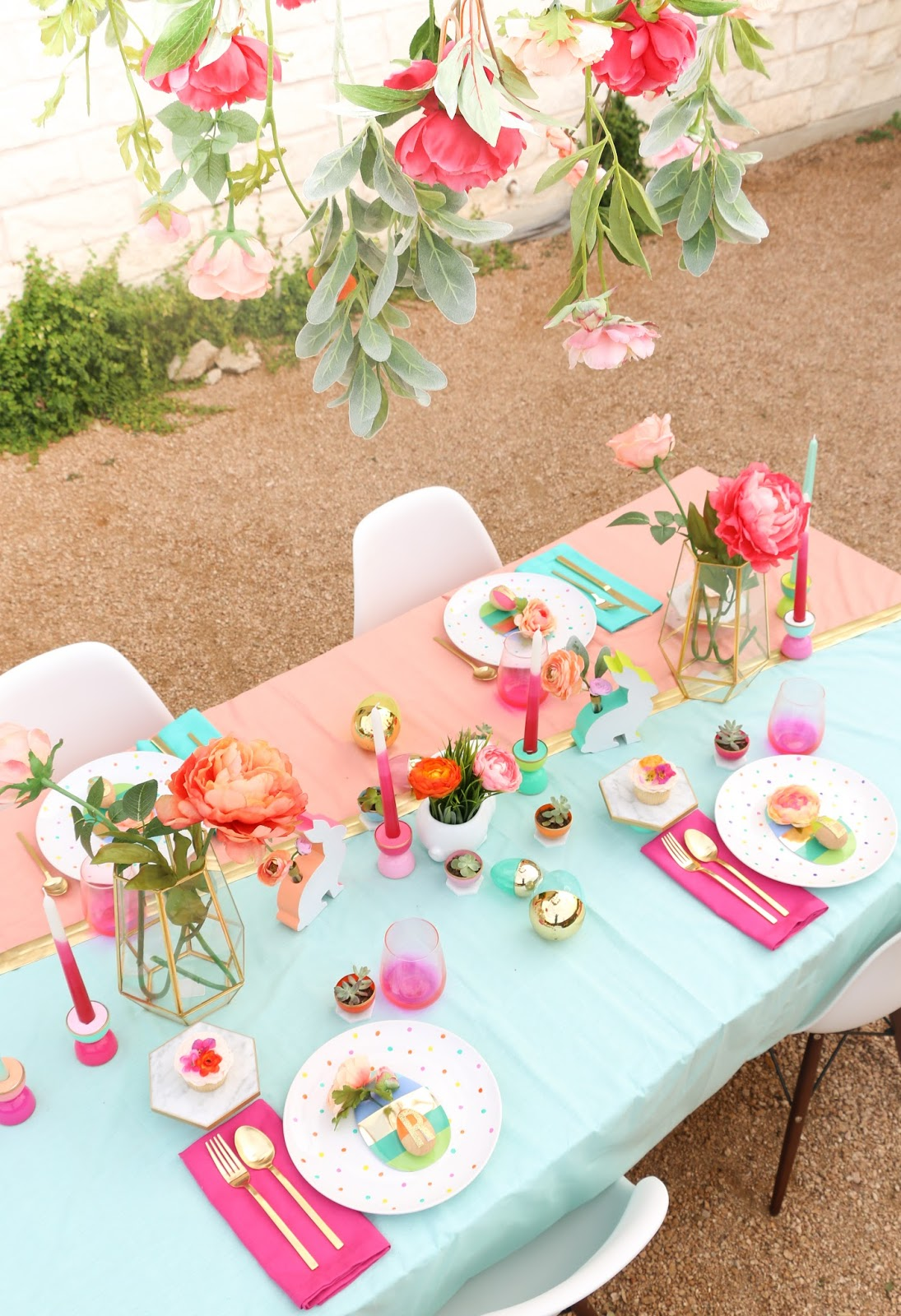 Delicieux Style It U2013 A Spring Table Setting