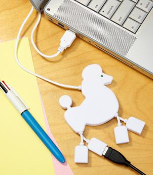 Unusual USB Hubs and Creative USB Hub Designs (15) 11