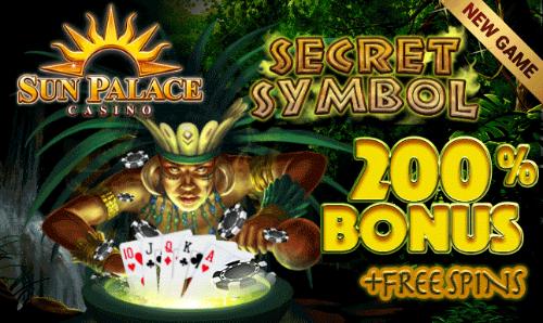 Sun Palace casino new SECRET SYMBOL Game