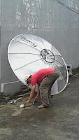 service parabola - klender