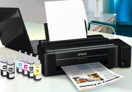 Review Printer Epson L300 - 2016 | INFO PC