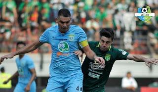 Hasil Liga 1 2018: Persebaya Kalahkan Persela 3-1, PSM Diimbangi Perseru