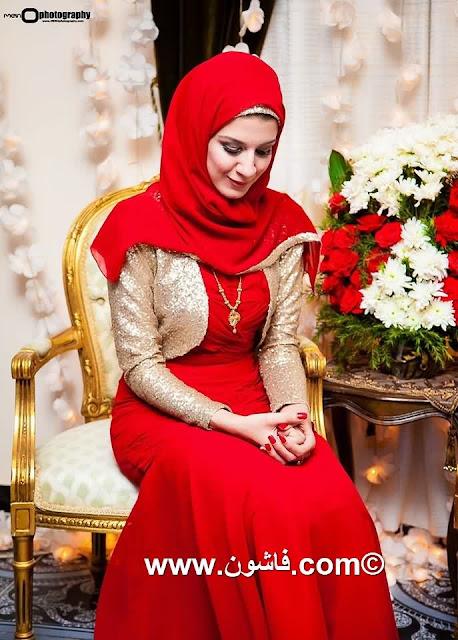 فساتين سواريه احمر في دهبي, فستان سواريه احمر فى ذهبى, فستان سواريه احمر فى دهبى 2017,