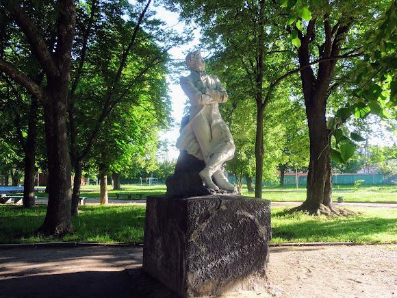 Конотоп. Памятник А. С. Пушкину