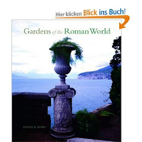 How do today's gardens reflect the style of the ancient Roman gardens