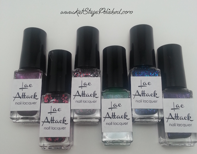 Lac Attack: Cell Block Tango Collection