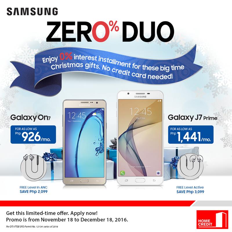 Samsung ZERO% DUO