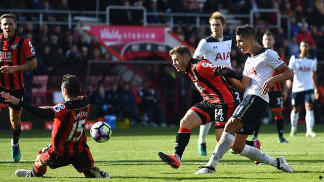[Video] Cuplikan Gol Bournemouth 0-0 Tottenham (Liga Inggris)