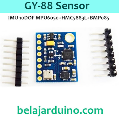 gy 65 arduino code samples