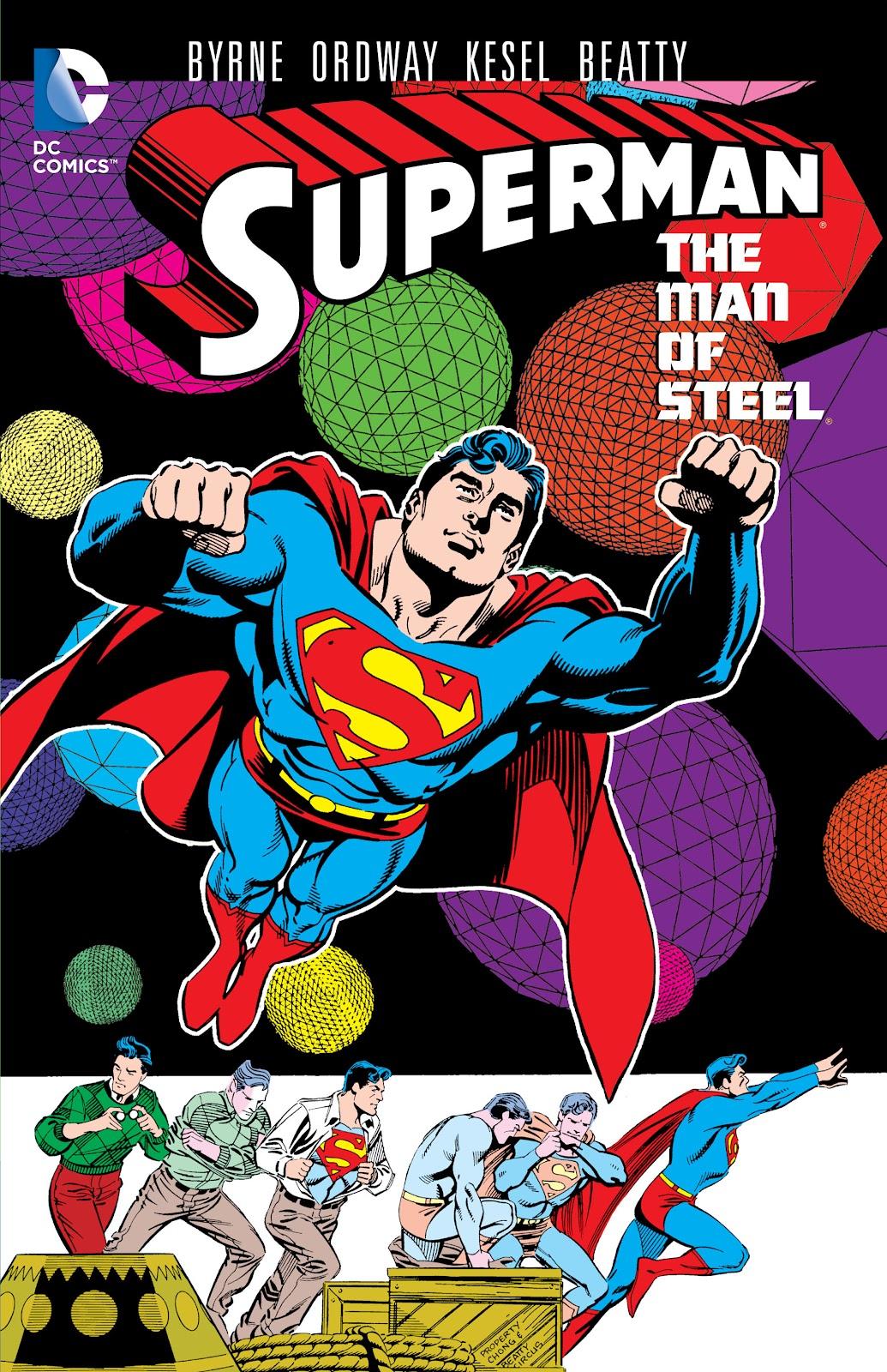The Man Of Steel Online