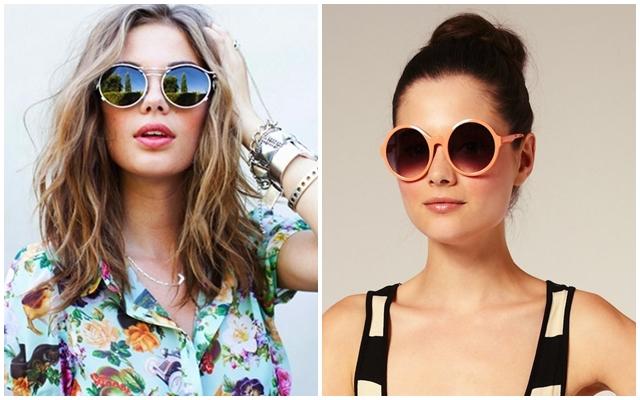 9ab6e1aa0a ... de patillas finas y de cristales con colores llamativos. Unas gafas que  le dan al look un aspecto más chic y rockero, unas gafas con mucha  personalidad.