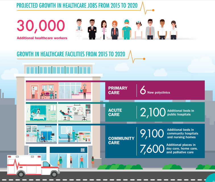 If Only Singaporeans Stopped to Think: 30,000 more healthcare