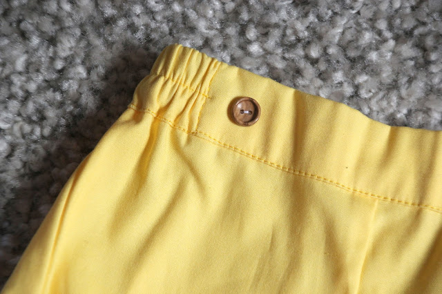 diy patrones gratis ropa bebe. Como hacer pantalones cortos para bebe