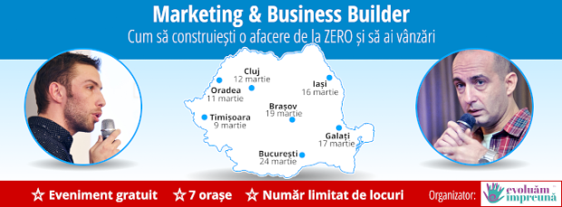 Marketing Bussiness Buider Romania