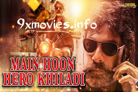 Main Hoon Hero Khiladi 2018 Hindi Dubbed 720p HDRip 800mb