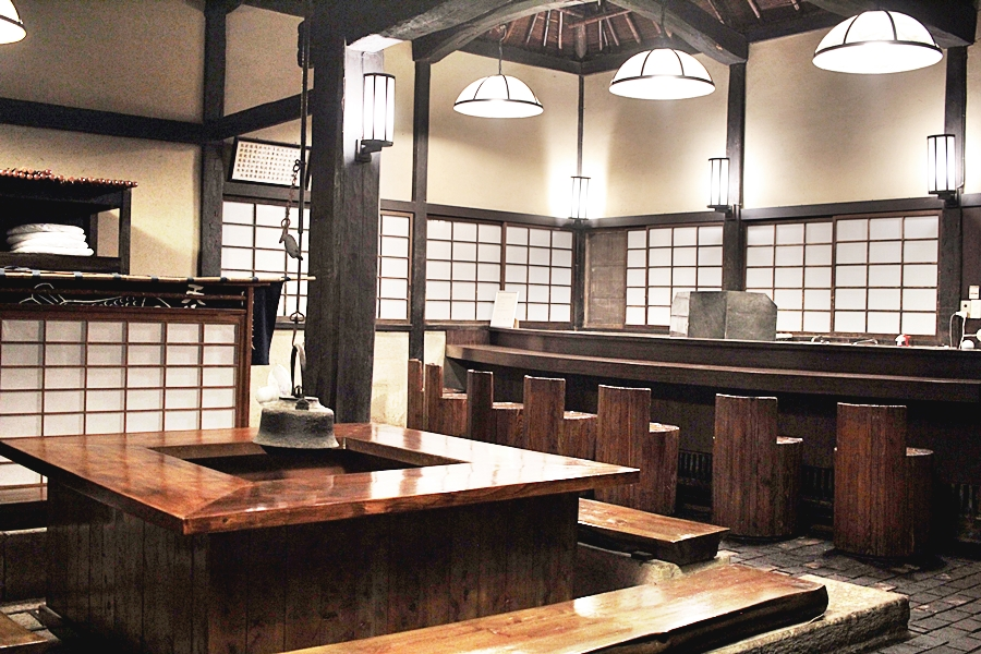 inkaya kawana 300 year old restaurant