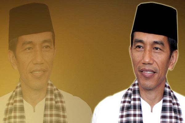 Jokowi Masuk Nominasi Santri Award pada Peringatan Hari Santri Nasional 2017