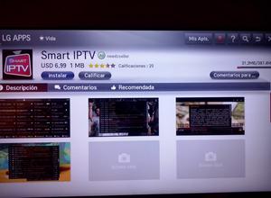 Instalar SMART IPTV