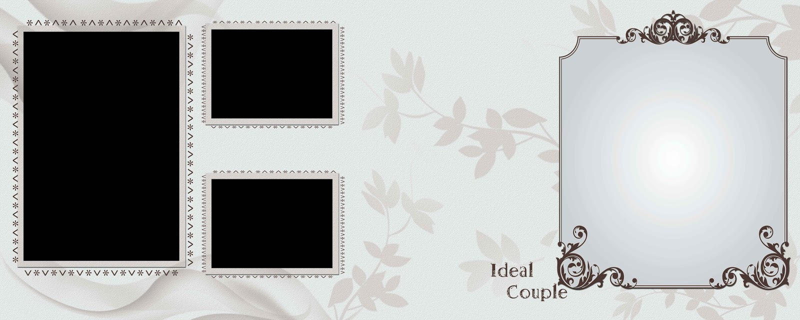 Free Download Wedding Album Psd Templates 12x36 Collection ...