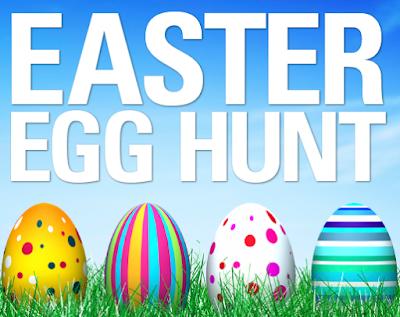 Happy Easter Egg hunt 2016