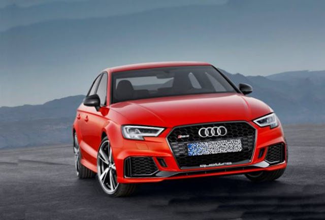 2018 Audi RS 3 Sedan Review