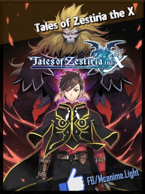Tales of Zestiria the X [12/12][+Especial][MEGA] BD | 720P [140MB][Sub Español]