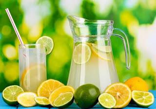 Lemon Fruit Resep Buka Puasa Menu Minuman Segar Sederhana