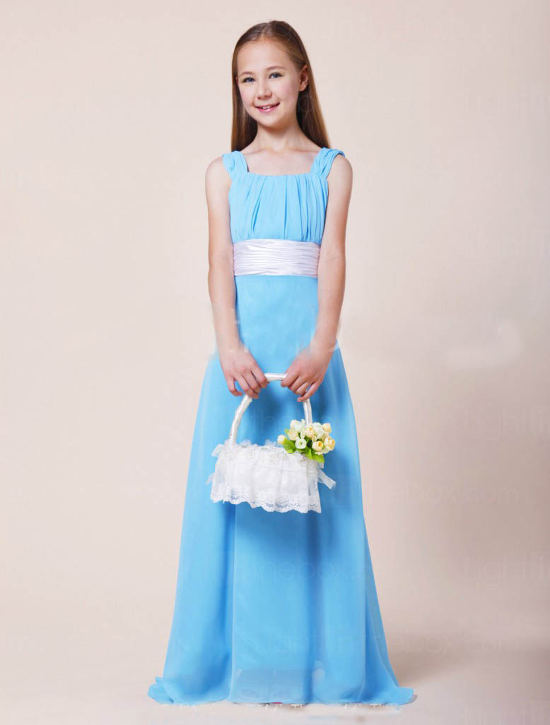 Bridesmaid dresses for ten year old