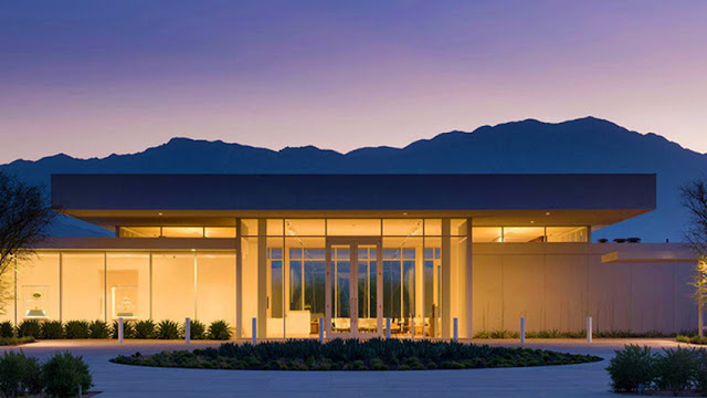 Sunnylands em Palm Springs