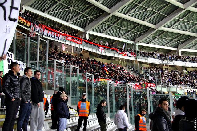 Болельщики Милана