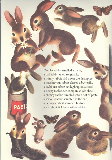 The Bowed Bookshelf: New Titles from G+D Vintage - The Funny Bunny ...