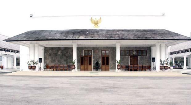 Sejarah Kemegahan Arsitektur Pendopo Ciamis