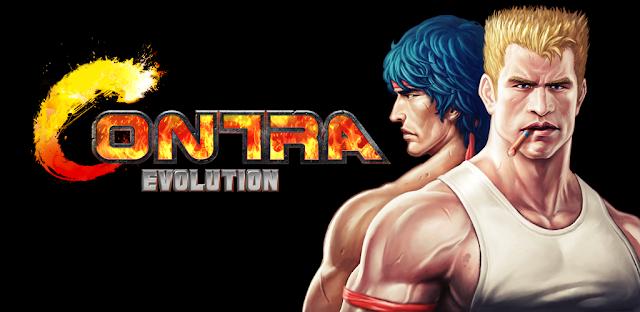 Contra Evolution Mod Apk Offline