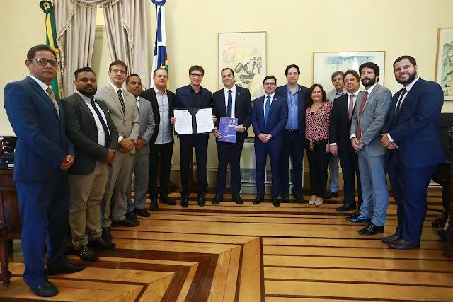 Governo de Pernambuco firma parceria com Instituto Êxito para beneficiar empreendedores pernambucanos