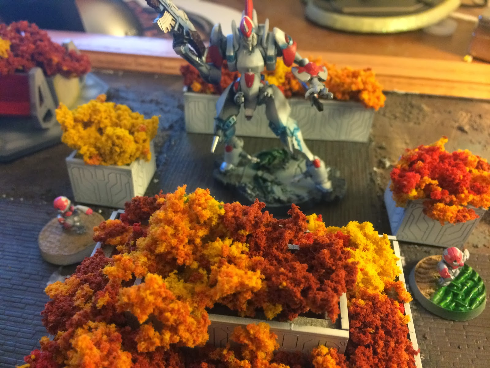 Terrain: Companies that make our games come to life