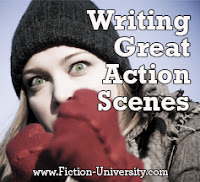 action scenes