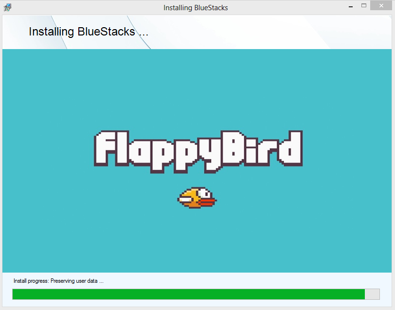 BlueStacks - Menjalankan Android di Windoe 5