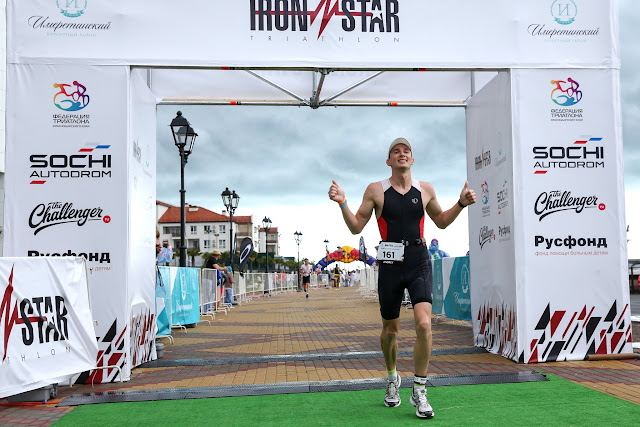 Ironstar 113 Sochi 2016 Андрей Думчев, Айронстар триатлон половинка в Сочи, отчет, фото, результаты, ссылки, советы.