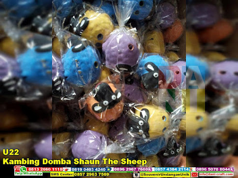 jual Kambing Domba Shaun The Sheep